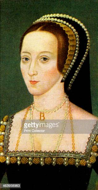 Anne Boleyn Anne Marchioness of Pembroke also called Ann Bolin and Anne Bullen was the second wife and queen consort of Henry VIII and mother of...