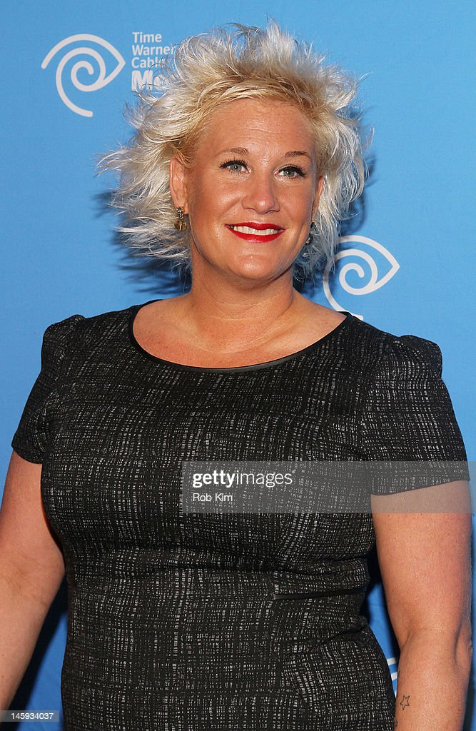 Anne Burrell of Food Network attends the Time Warner Cable Media 'Cabletime' Upfront at Yotel Hotel on June 7, 2012 in New York City.