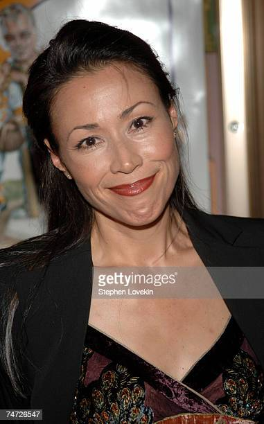 Anne Curry at the The Ziegfeld Theatre in New York City New York