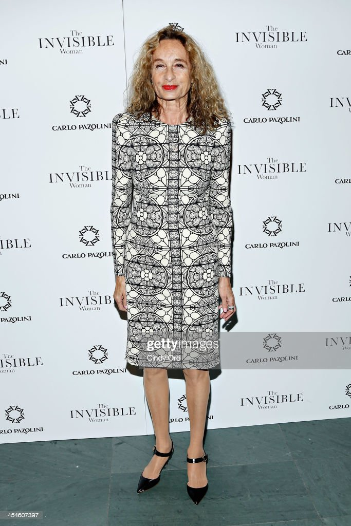 Anne Dexter-Jones attends 'The Invisible Woman' New York Premiere at Museum of Modern Art on December 9, 2013 in New York City.