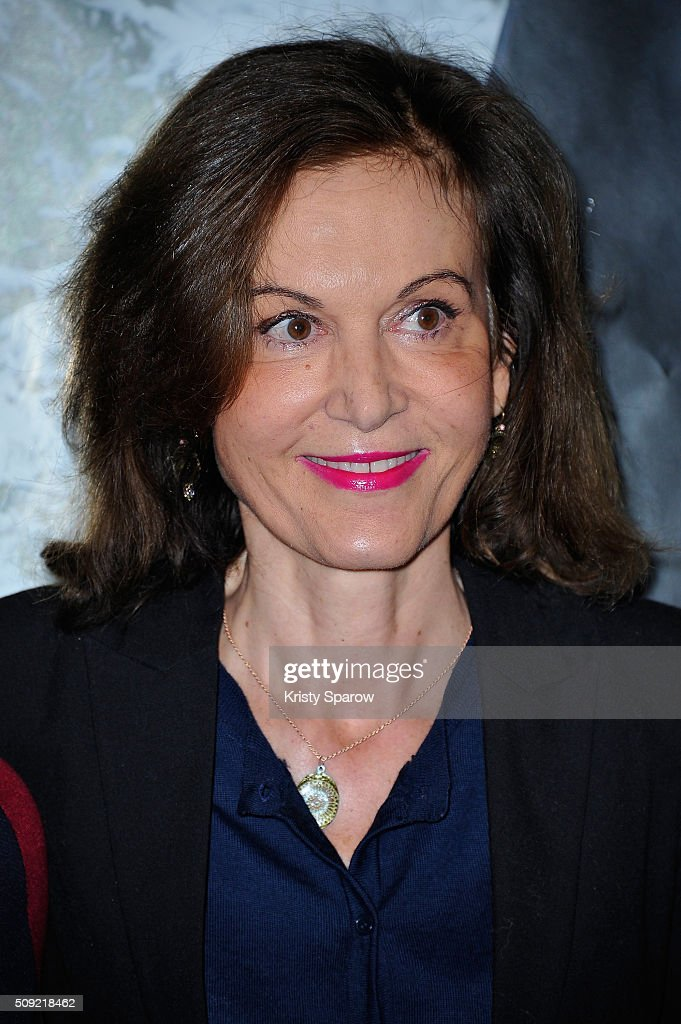 <a gi-track='captionPersonalityLinkClicked' href=/galleries/search?phrase=Anne+Fontaine&family=editorial&specificpeople=601319 ng-click='$event.stopPropagation()'>Anne Fontaine</a> attends the 'Les Innocentes' Paris Premiere at Cinema L'Arlequin on February 9, 2016 in Paris, France.
