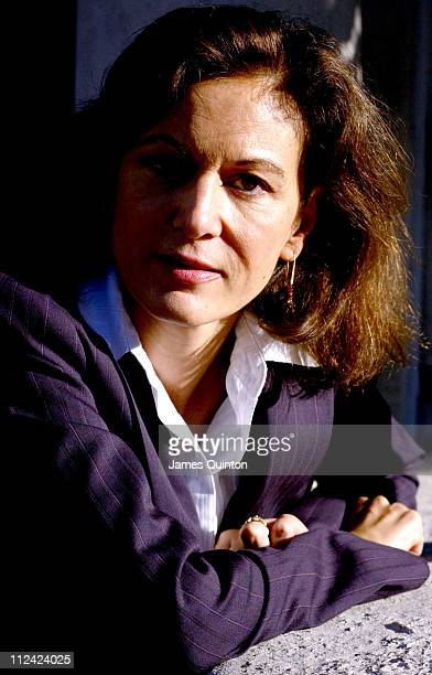 Anne Fontaine during The Times BFI 49th London Film Festival Portraits October 27 2005 at Sofitel Hotel in London Great Britain