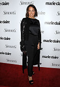 Anne Fulenwider attends the Marie Claire Fresh Faces party at Sunset Tower Hotel on April 11 2016 in West Hollywood California