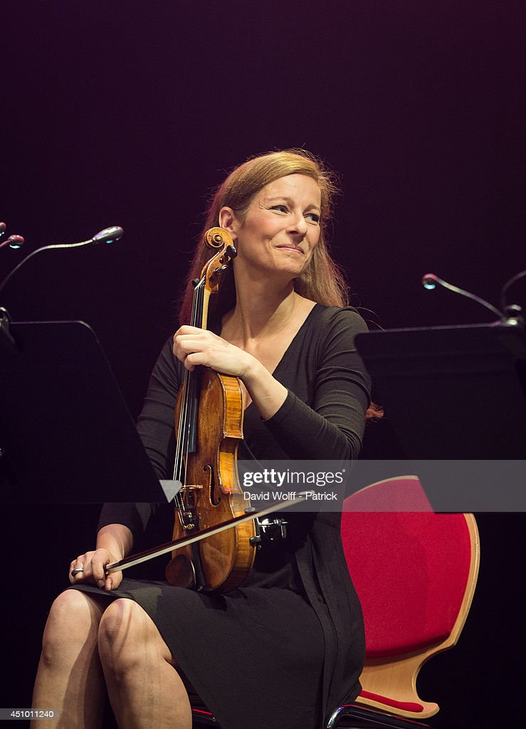 <a gi-track='captionPersonalityLinkClicked' href=/galleries/search?phrase=Anne+Gravoin&family=editorial&specificpeople=8536985 ng-click='$event.stopPropagation()'>Anne Gravoin</a> performs during La Fete De La Musique during La Fete De La Musique at L'Olympia at L'Olympia during La Fete De La Musique at L'Olympia at L'Olympia on June 21, 2014 in Paris, France.