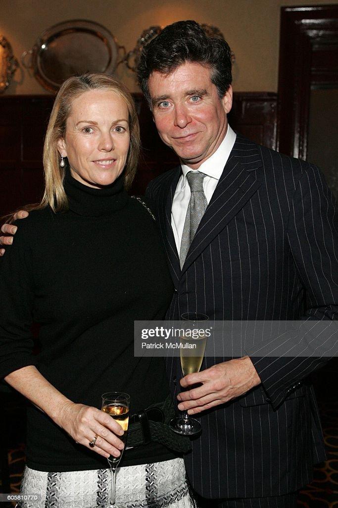 anne hearst and jay mcinerney attend charles stevenson melissa biggs bradley jennifer isham - Melissa Biggs Bradley