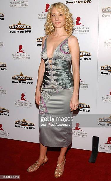 Anne Heche during 3rd Annual Runway For Life Benefiting St Jude Children's Research Hospital Arrivals at Beverly Hilton in Beverly Hills California...
