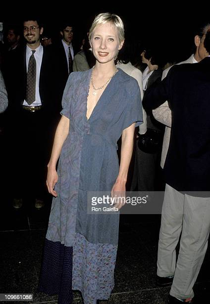Anne Heche during 'Against The Wall' HBO Screening March 9 1994 at Directors Guild in Hollywood California United States