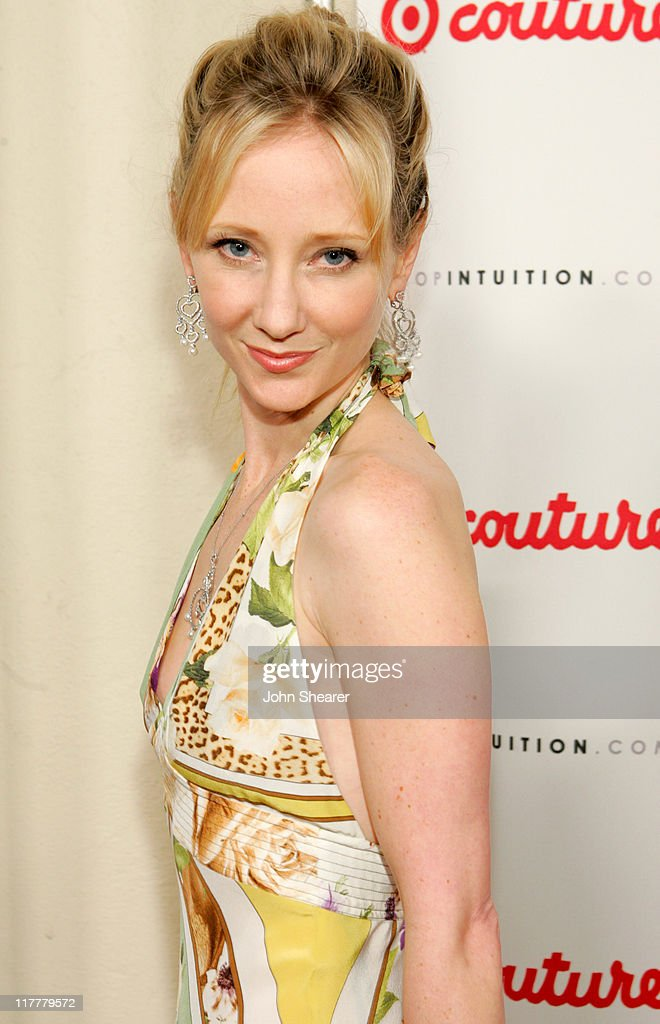 Anne Heche during Target Couture By Intuition Launch - Red Carpet at Social in Hollywood, California, United States.