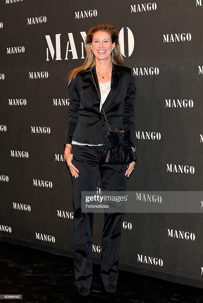 Scarlett Johansson Attends 'Mango New Collection Launch Party' in Madrid