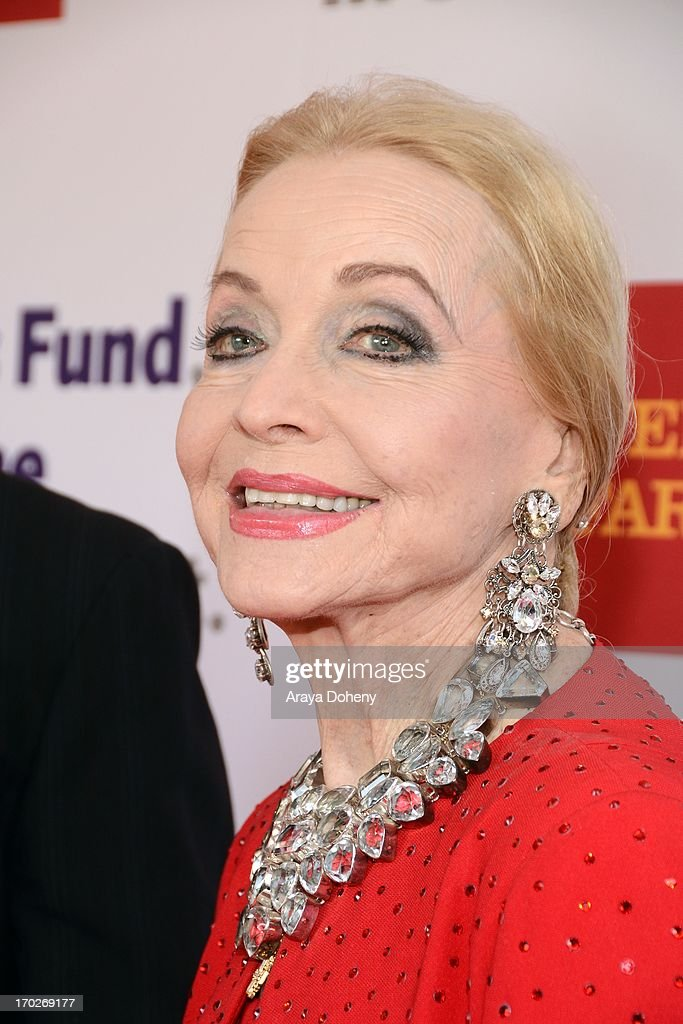 <a gi-track='captionPersonalityLinkClicked' href=/galleries/search?phrase=Anne+Jeffreys&family=editorial&specificpeople=209053 ng-click='$event.stopPropagation()'>Anne Jeffreys</a> arrives at The Actors Fund 17th Annual Tony Awards Viewing Party held at Taglyan Cultural Complex on June 9, 2013 in Hollywood, California.