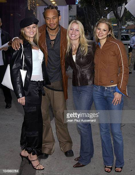 Anne JudsonYager Kiko Ellsworth Alicia Leigh Willis Tamara Braun