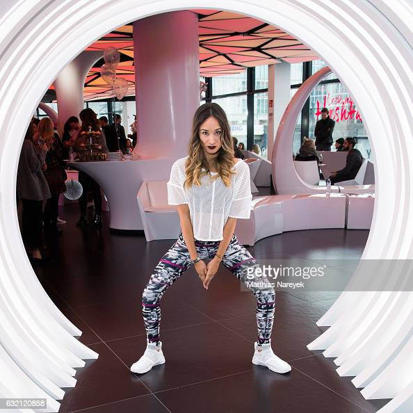 Anne Kissner attends the 'LECK MICH AM HASHTAG' brunch during MercedesBenz Fashion Week Berlin A/W 2017 on January 19 2017 in Berlin Germany