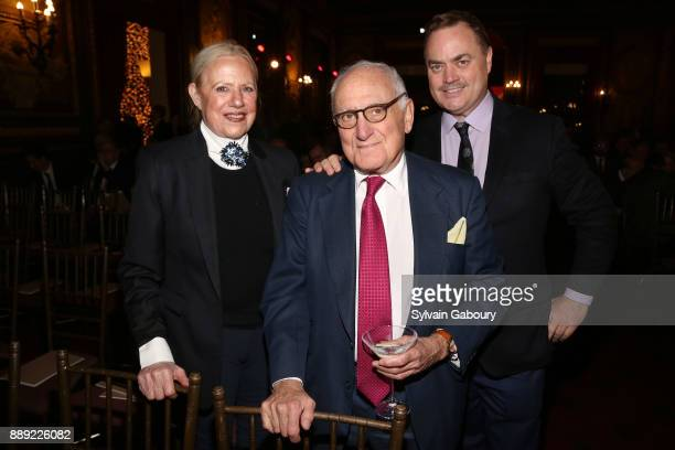 Anne Kriken Mann Robert AM Stern and ICAA President Peter Lyden attend The Institute of Classical Architecture Art Celebrates the Sixth Annual...
