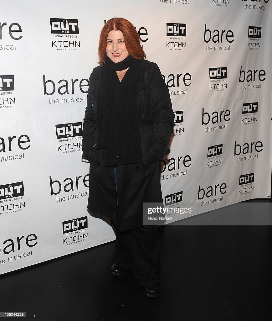 Anne L. Nathan attends 'BARE The Musical' Opening Night at New World Stages on December 9, 2012 in New York City.