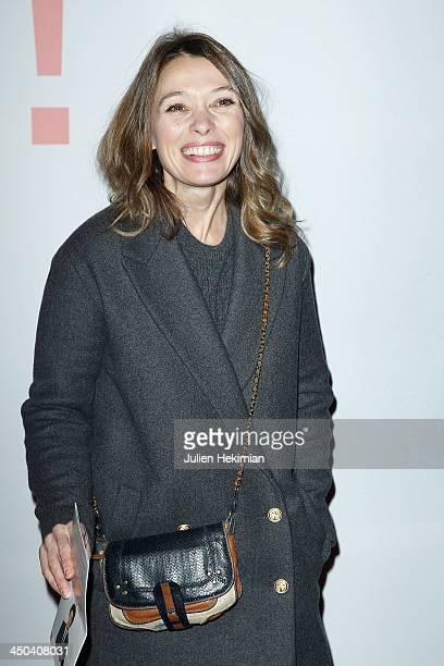 Anne Marivin attends 'Les Garcons Et Guillaume A Table' Paris Premiere at Cinema Gaumont Opera on November 18 2013 in Paris France
