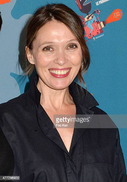 Anne Marivin attends 'Les Nuits En Or 2015'Hosted by Academie des Cesar At Unesco In Paris on June 15 2015 in Paris France