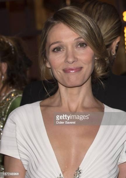 Anne Marivin attends the opening ceremony of the 12th Marrakech international Film Festival on November 30 2012 in Marrakech Morocco
