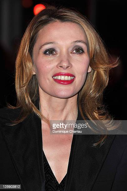 Anne Marivin attends the Sidaction gala dinner held at the Pavillon d'Armenonville on January 27 2011 in Paris France