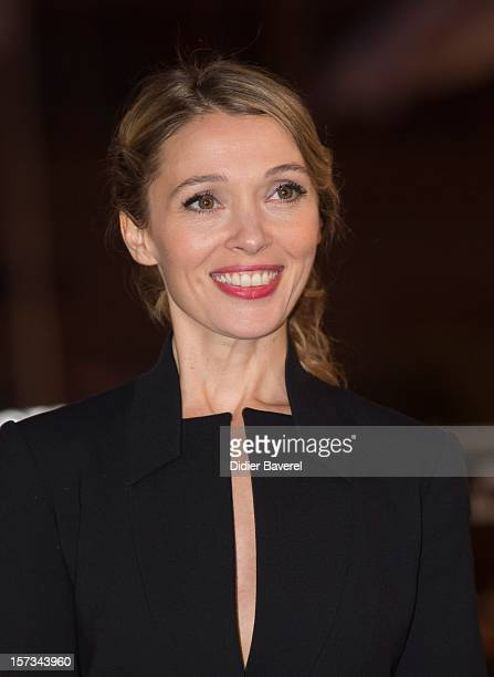 Anne Marivin attends the Tribute to Hindi Cinema ceremony at the 12th Marrakech international Film Festival on November 30 2012 in Marrakech Morocco