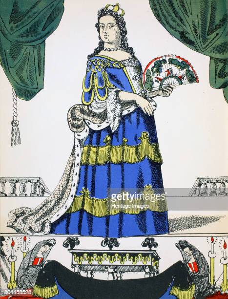 Anne Queen of Great Britain and Ireland from 1702 Anne was the daughter of James II deposed by William of Orange in the Glorious Revolution of 1688...