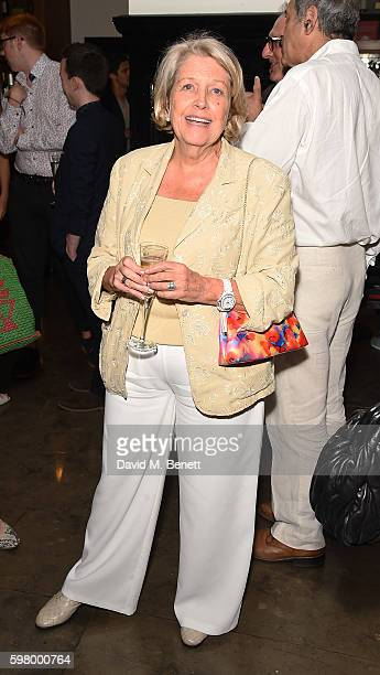 Anne Reid attends the press night party for 'The Entertainer' the final production in The Kenneth Branagh Theatre Company's West End season at The...