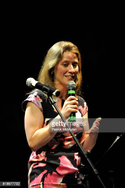 Anne Ross attends The East Harlem School presents 2010 Spring Poetry Slam at Highline Ballroom on May 4 2010 in New York City