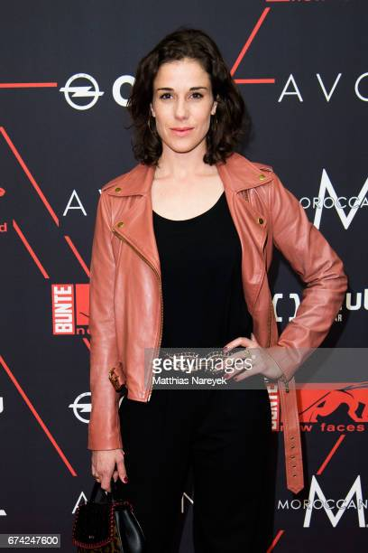 Anne Schaefer attends the New Faces Award Film at Haus Ungarn on April 27 2017 in Berlin Germany