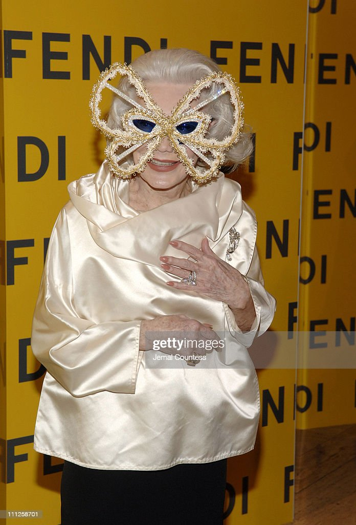 <a gi-track='captionPersonalityLinkClicked' href=/galleries/search?phrase=Anne+Slater&family=editorial&specificpeople=783320 ng-click='$event.stopPropagation()'>Anne Slater</a> during Fendi Presents 'The All Hollows Eve Party' at 25 Broadway in New York City, New York, United States.