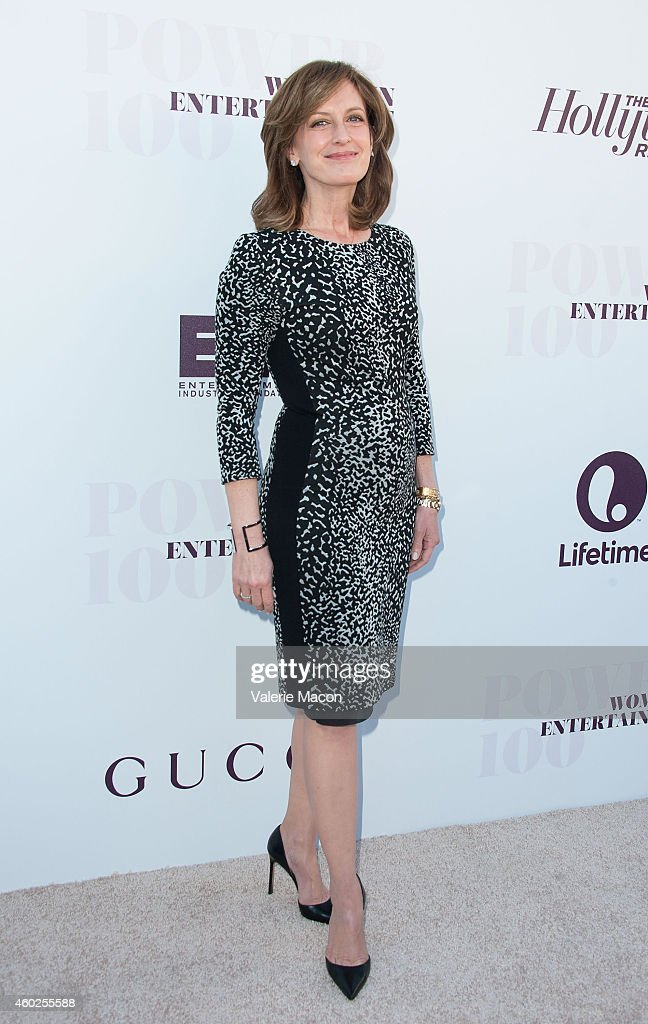 Anne Sweeney attends The Hollywood Reporter's 23rd Annual Women In Entertainment Breakfast at Milk Studios on December 10, 2014 in Los Angeles, California.