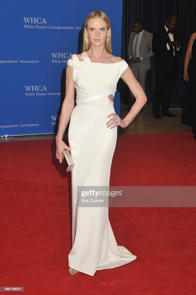 Anne V attends the 100th Annual White House Correspondents' Association Dinner at the Washington Hilton on May 3, 2014 in Washington, DC.