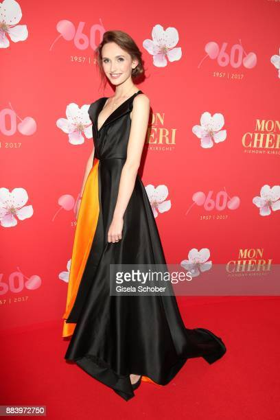 Anne Wilken during the Mon Cheri Barbara Tag at Postpalast on November 30 2017 in Munich Germany