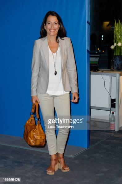 Anne Will attends the ARD Haupstadttreff reception on on September 13 2012 in Berlin Germany
