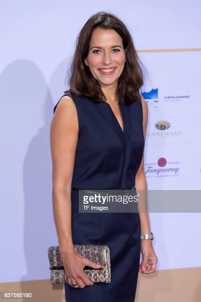 Anne Will attends the Deutscher Radiopreis 2016 on October 6 2016 in Hamburg Germany