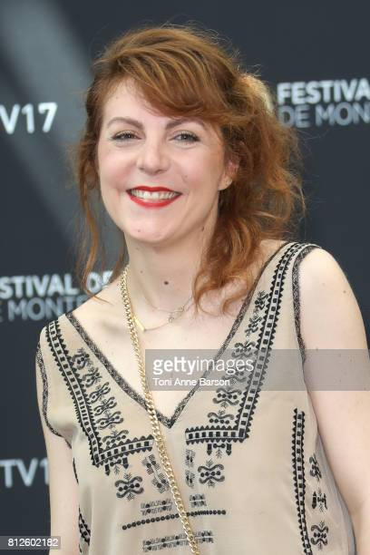 AnneElisabeth Blateau attends photocall for 'Scenes de Menages' on June 17 2017 at the Grimaldi Forum in MonteCarlo Monaco