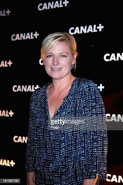 AnneElisabeth Lemoine attends the Canal New Season Celebration Party on September 6 2012 in Paris France