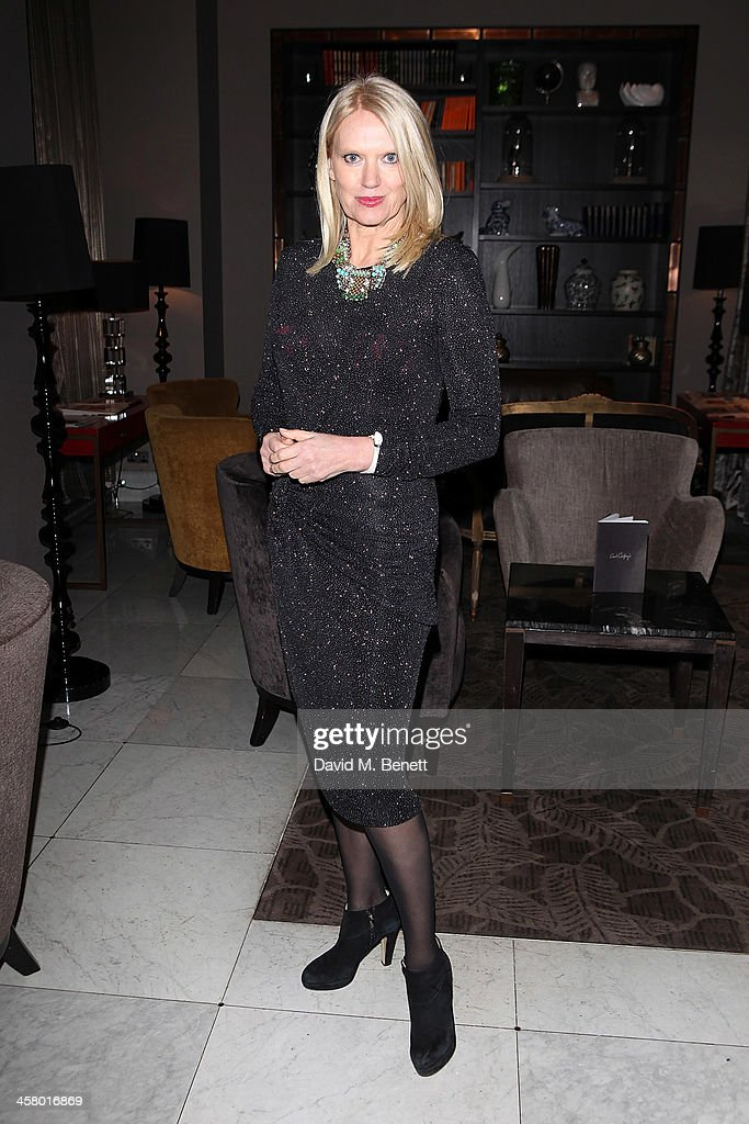 <a gi-track='captionPersonalityLinkClicked' href=/galleries/search?phrase=Anneka+Rice&family=editorial&specificpeople=157713 ng-click='$event.stopPropagation()'>Anneka Rice</a> attends the afterparty for Andrew Lloyd Webber's new musical 'Stephan Ward' at The Waldorf Hilton Hotel on December 19, 2013 in London, England.