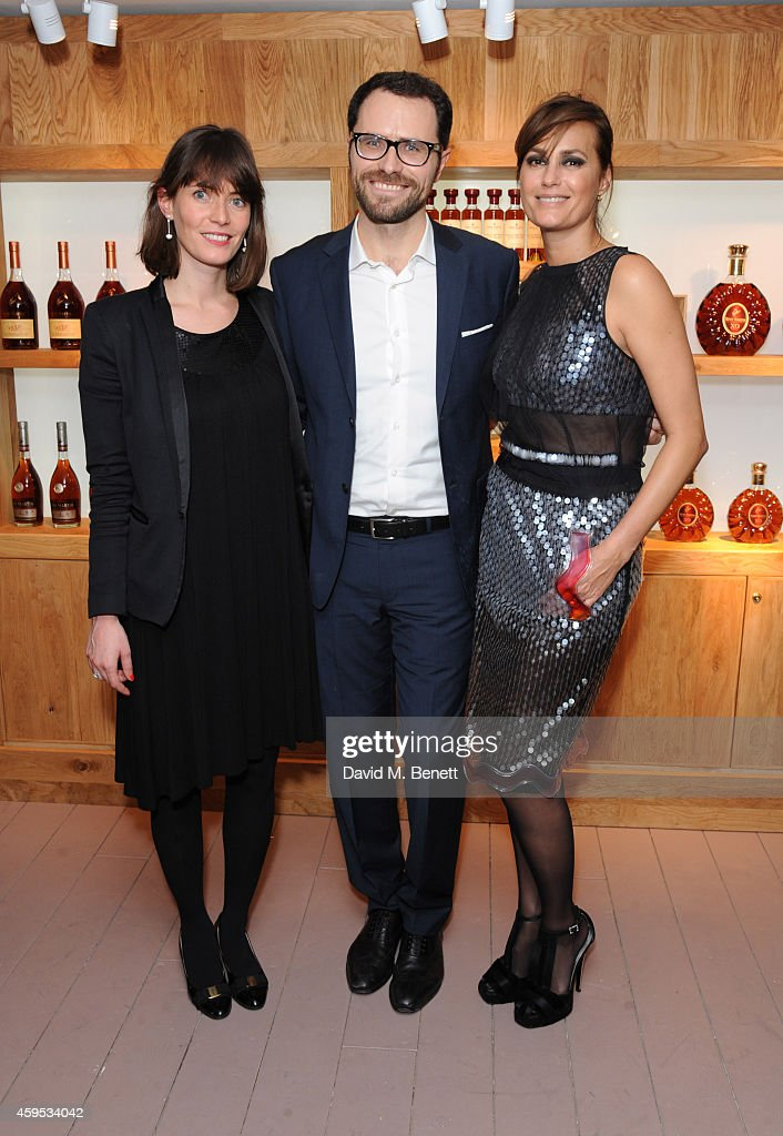 La maison remy martin members club launch party getty for Anne laure maison