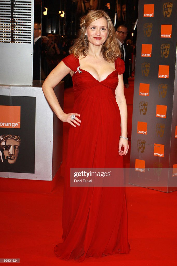 AnneMarie Duff attends The Orange British Academy Film Awards 2010 at The Royal Opera House on February 21 2010 in London England