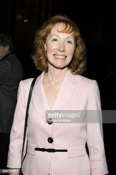AnneMarie Morrissey attends PARADE MAGAZINE and SI Newhouse Jr honor Walter Anderson at The 4 Seasons Grill Room on March 31 2009 in New York City