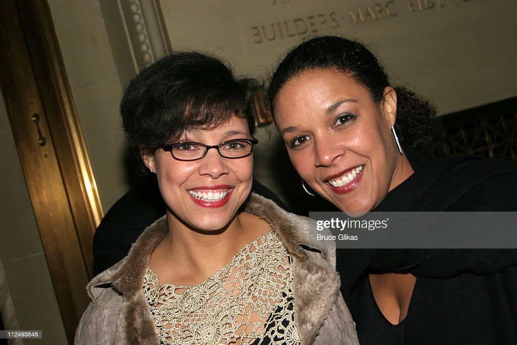 Annemarie Powell and Linda Powell, daughters of <a gi-track='captionPersonalityLinkClicked' href=/galleries/search?phrase=Colin+Powell&family=editorial&specificpeople=118599 ng-click='$event.stopPropagation()'>Colin Powell</a>