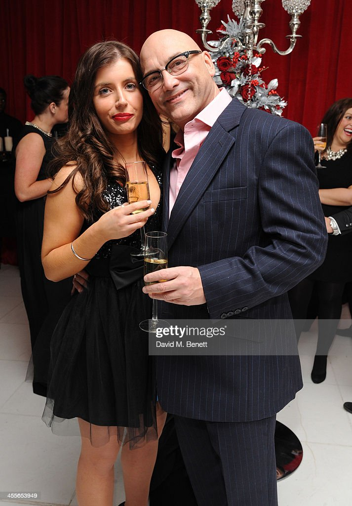 Anne-Marie Sterpini attends the pre-party for the English National Ballet's The Nutcracker at St Martin's Lane Hotel on December 12, 2013 in London, England.
