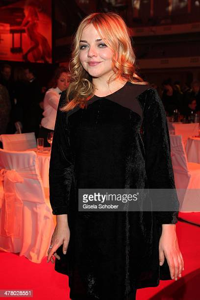 Annett Louisan attends the LEA Live Entertainment Award 2014 at Festhalle Frankfurt on March 11 2014 in Frankfurt am Main Germany