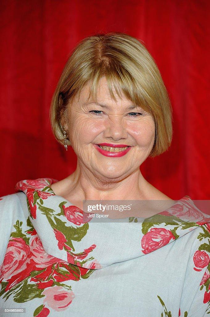 Annette Badland attends the British Soap Awards 2016 at Hackney Empire on May 28, 2016 in London, England.