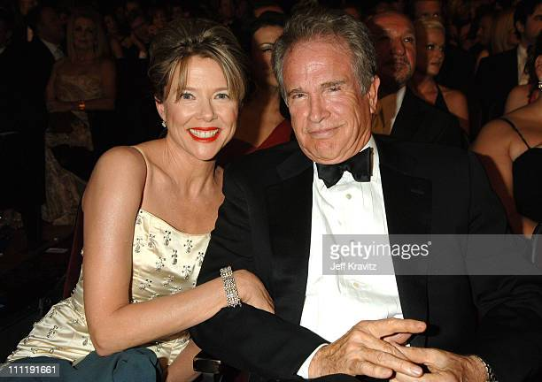 Annette Bening and Warren Beatty **EXCLUSIVE**