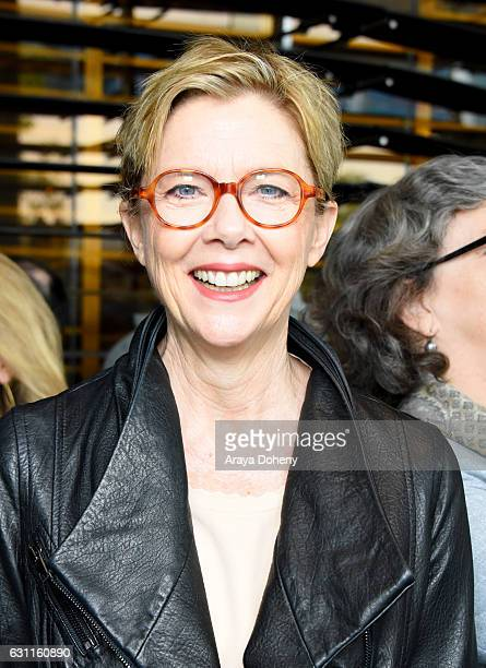 Annette Bening attends the 2017 Film Independent Filmmaker Grant and Spirit Award Nominees Brunch at BOA Steakhouse on January 7 2017 in West...