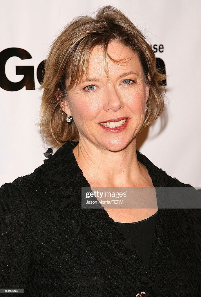 <a gi-track='captionPersonalityLinkClicked' href=/galleries/search?phrase=Annette+Bening&family=editorial&specificpeople=202568 ng-click='$event.stopPropagation()'>Annette Bening</a> during Geffen Playhouse's 5th Annual 'Backstage at the Geffen' Gala Fundraiser at Geffen Playhouse in Westwood, California, United States.