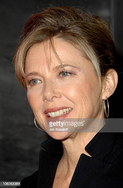 Annette Bening during Opening of the Billy Wilder Theater at the Hammer Museum at Billy Wilder Theater at the Hammer Museum in Westwood California...