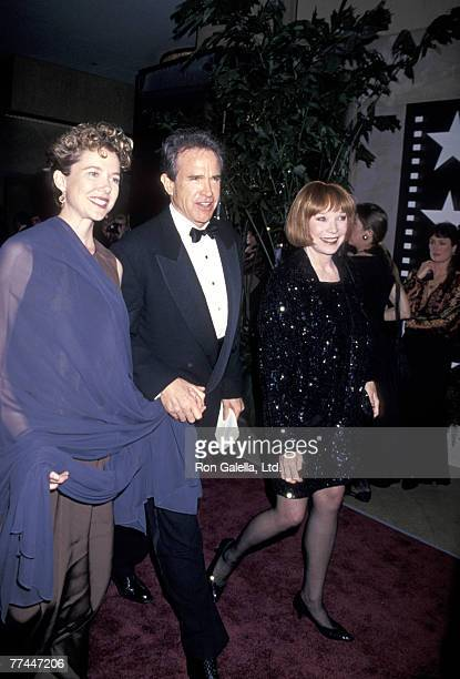 Annette Bening Warren Beatty and Shirley MacLaine