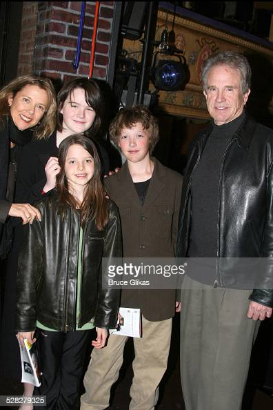 Stephen Beatty Son Of Warren Beatty Stock Photos and ...