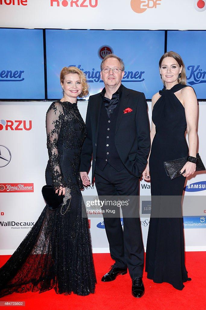 Goldene Kamera 2015 - Red Carpet Arrivals